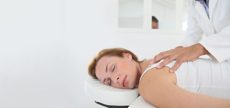 Hydromassage Therapy